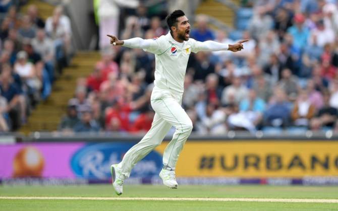 Mohammad Amir dropped Test series Australia Pakistan cricket