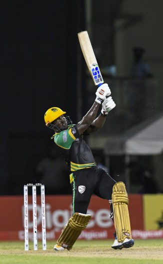 Rovman Powell 55 two wickets Jamaica Tallawahs Guyana Amazon Warriors Caribbean Premier League CPL cricket