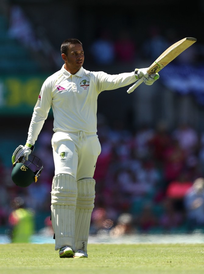 Ricky Ponting Australia need to keep picking Usman Khawaja best batsman cricket