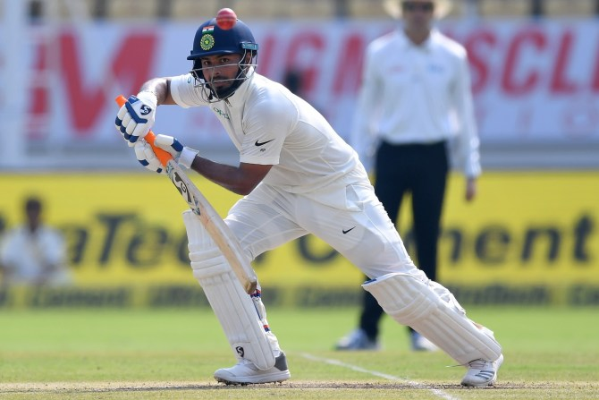 Rishabh Pant 92 India West Indies 1st Test Day 2 Rajkot cricket