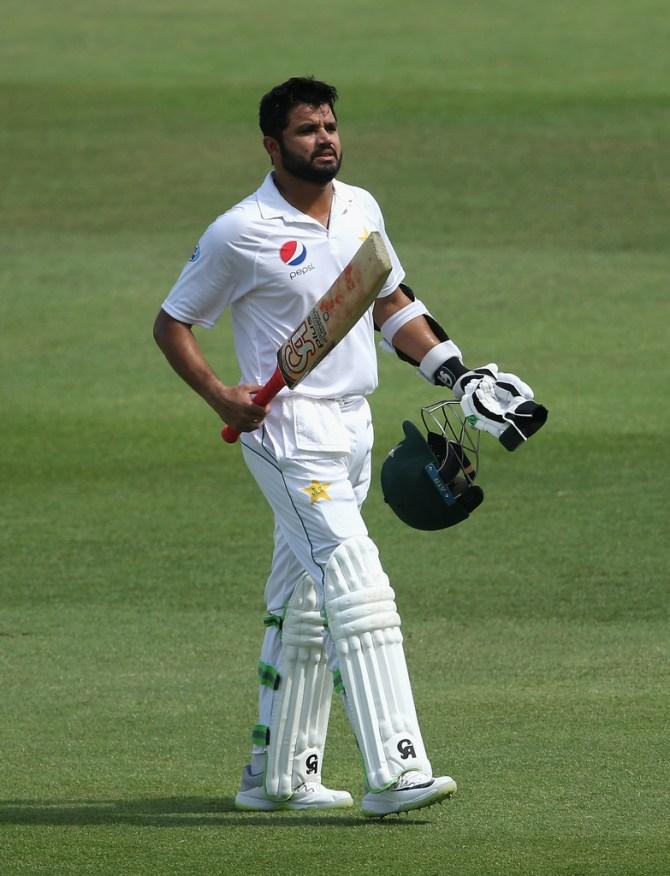 Azhar Ali shares thoughts on bizarre run out Pakistan Australia 2nd Test Abu Dhabi cricket