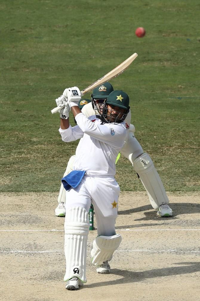 Haris Sohail Australia players spoke to me while batting Pakistan cricket