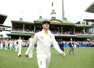 Adam Gilchrist Steve Smith could captain Australia again cricket