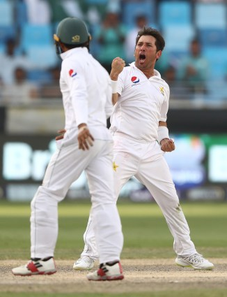 Yasir Shah said Sajid Khan has excellent variations