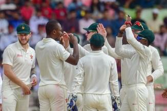 Tendai Chatara three wickets Bangladesh Zimbabwe 1st Test Day 2 Sylhet cricket