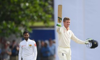 Keaton Jennings 146 not out Sri Lanka England 1st Test Day 3 Galle cricket