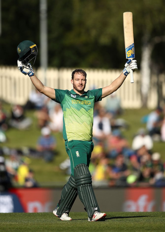 David Miller 139 Australia South Africa 3rd ODI Hobart cricket