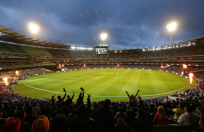 Rain ruins 2nd T20 Australia India Melbourne cricket