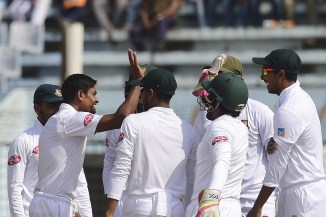 Taijul Islam six wickets Bangladesh West Indies 1st Test Day 3 Chittagong cricket