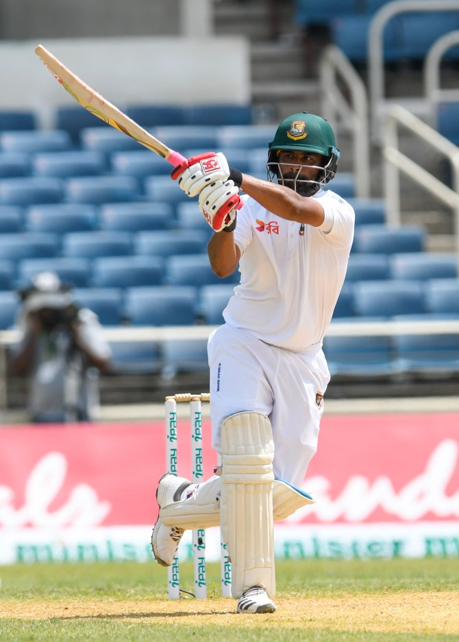 Tamim Iqbal comeback likely delayed side strain Bangladesh West Indies Test series cricket