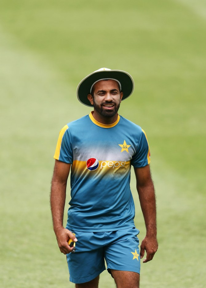 Wahab Riaz Misbah-ul-Haq and Sarfraz Ahmed are totally different captains Pakistan cricket