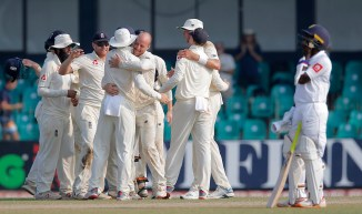 Jack Leach four wickets Sri Lanka England 3rd Test Day 4 Colombo cricket