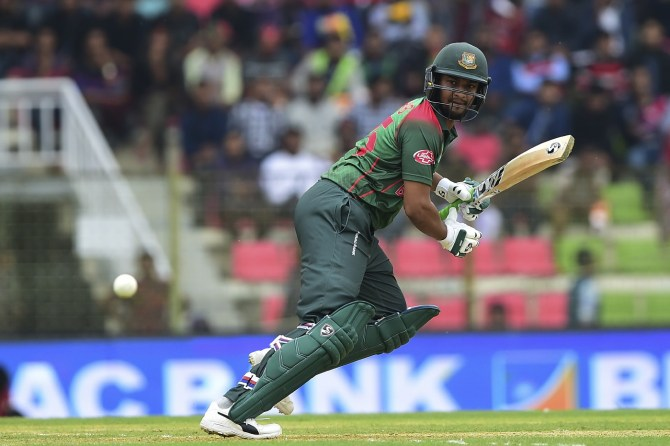 Shakib Al Hasan 61 Twenty20 International