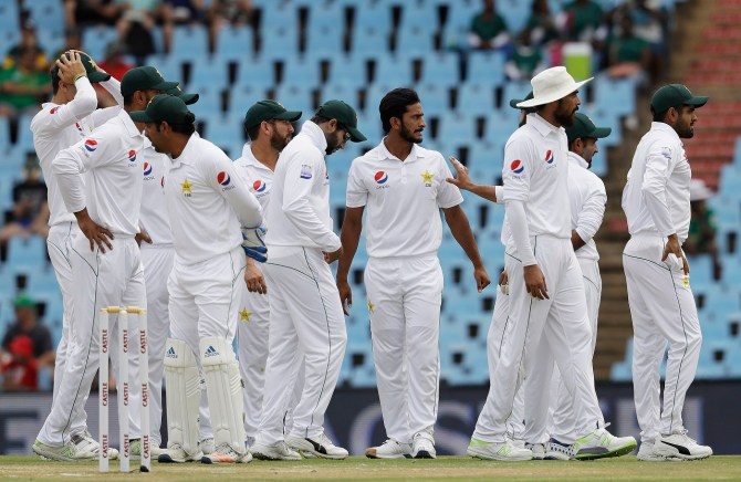 Ramiz Raja Fakhar Zaman Asad Shafiq should be dropped for 2nd Test South Africa Pakistan cricket
