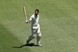 Cheteshwar Pujara 193 Australia India 4th Test Day 2 Sydney cricket