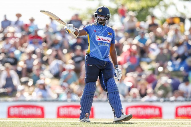 Thisara Perera 80 New Zealand Sri Lanka 3rd ODI Nelson cricket