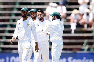 Pakistan bowlers fight back South Africa Pakistan 3rd Test Day 1 Johannesburg cricket