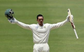 Quinton de Kock 129 South Africa Pakistan 3rd Test Day 3 Johannesburg cricket