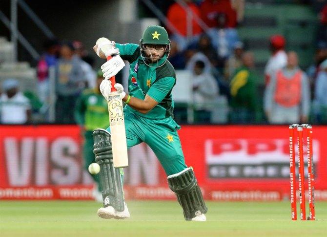 Imam-ul-Haq 86 South Africa Pakistan 1st ODI Port Elizabeth cricket