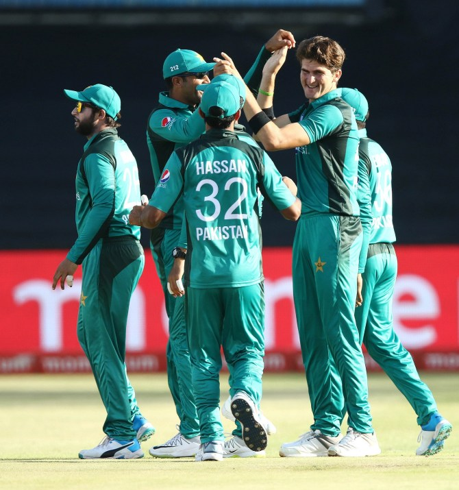 Shaheen Shah Afridi confident Pakistan will beat South Africa in 3rd ODI in Centurion cricket