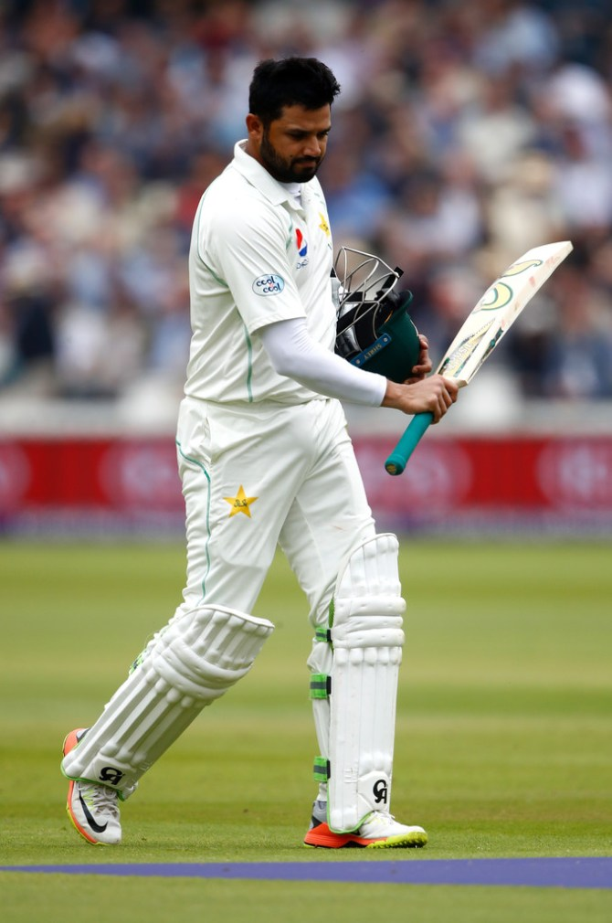 Aamir Sohail Pakistan shouldn't drop Azhar Ali and Asad Shafiq cricket