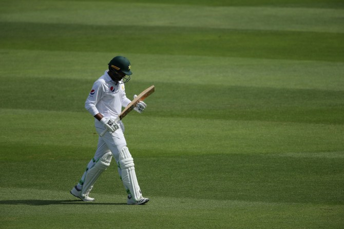 Haris Sohail details of right knee injury rehabilitation programme Pakistan South Africa cricket