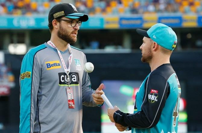 Daniel Vettori resigns Brisbane Heat head coach Big Bash League BBL cricket