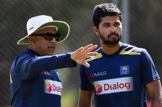 Sri Lanka captain Dinesh Chandimal dropped for Test series against South Africa cricket
