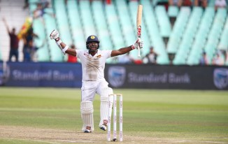 Kusal Perera 153 not out South Africa Sri Lanka 1st Test Day 4 Durban cricket