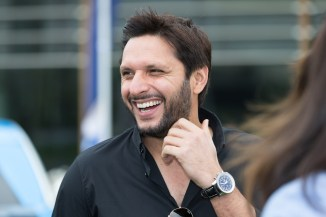 Shahid Afridi supports Pakistan Cricket Board PCB decision to retain Sarfraz Ahmed as captain and make him lead Pakistan at the 2019 World Cup cricket