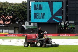 Rain washes out 2nd day of 2nd Test between New Zealand and Bangladesh Wellington cricket