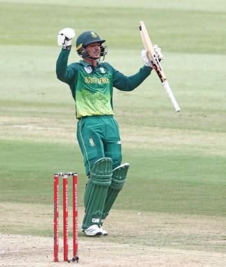 Quinton de Kock 121 South Africa Sri Lanka 3rd ODI Durban cricket