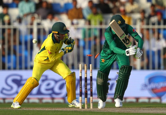 Sarfraz Nawaz angry national selectors over team picked for the ODI series against Australia Pakistan cricket