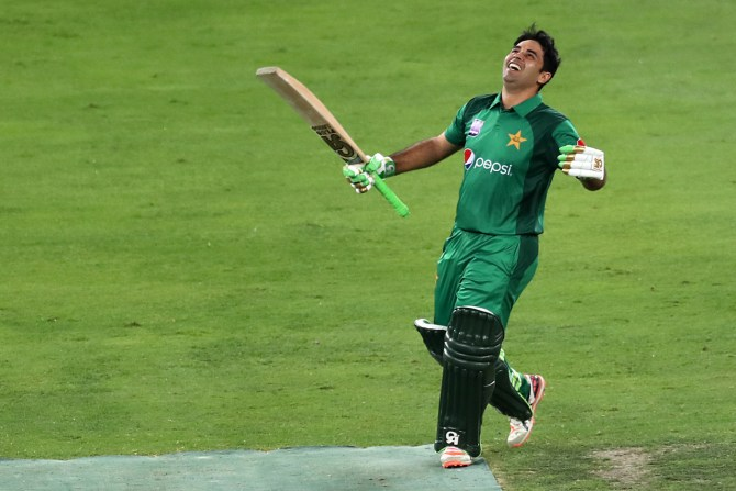 Abid Ali 112 Pakistan Australia 4th ODI Dubai cricket