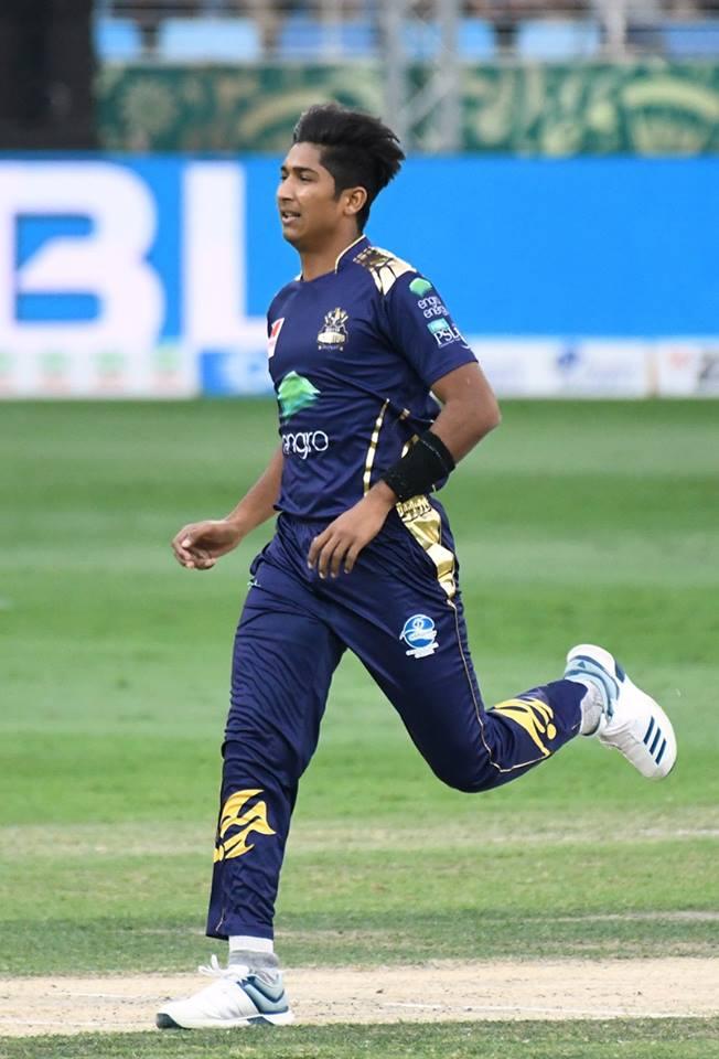 Shane Watson believes Mohammad Hasnain has bright future ahead of him Pakistan Super League PSL Quetta Gladiators Pakistan cricket