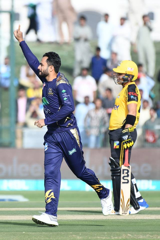 Mohammad Nawaz determined to get back into Pakistan team by excelling in Pakistan Super League PSL Quetta Gladiators cricket