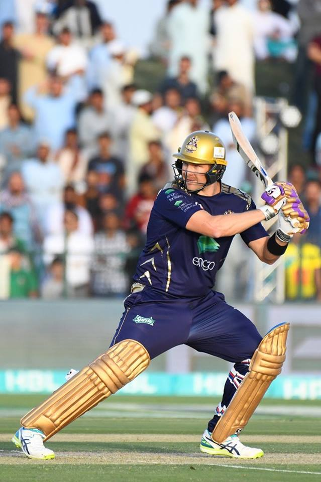 Shane Watson highly impressed with Naseem Shah and Mohammad Hasnain Quetta Gladiators Pakistan Super League PSL cricket