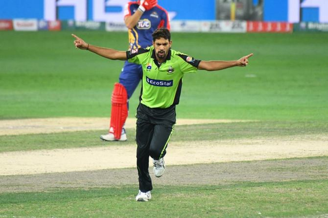 Haris Rauf determined to use Pakistan Super League PSL to get into Pakistan team and World Cup squad Lahore Qalandars cricket