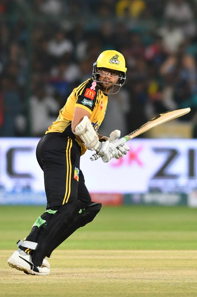 Imam-ul-Haq apologises for giving Shane Watson a send-off in the Pakistan Super League PSL final Peshawar Zalmi Quetta Gladiators cricket