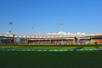 International Cricket Council ICC chief executive David Richardson confident Pakistan will host more international cricket in the future Pakistan Super League PSL cricket