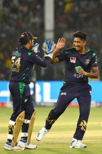 Waqar Younis believes Mohammad Hasnain has a big future ahead of him Pakistan Australia ODI series cricket