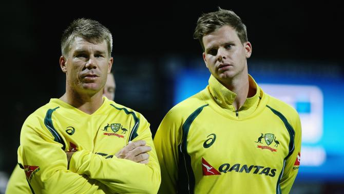 Steve Smith, David Warner and Mitchell Starc to miss ODI series against Pakistan Australia cricket