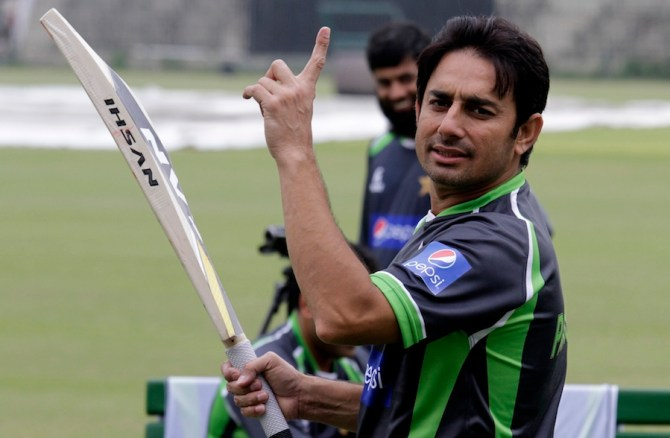 Saeed Ajmal Pakistan will have to put in extra effort if they want to beat India at the World Cup cricket