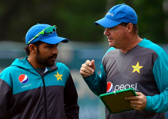 Nasser Hussain admits he is a big fan of Pakistan captain Sarfraz Ahmed and head coach Mickey Arthur cricket