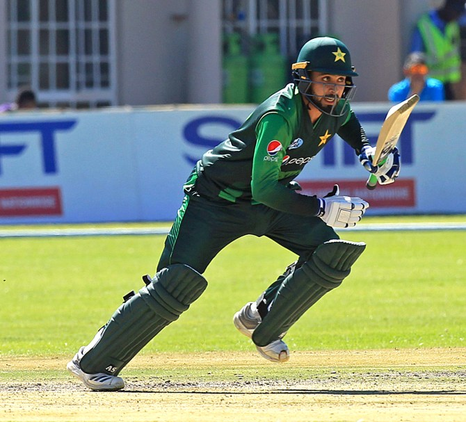 Mickey Arthur admits Faheem Ashraf has been improving steadily and has the potential to become a great all-rounder Pakistan World Cup cricket