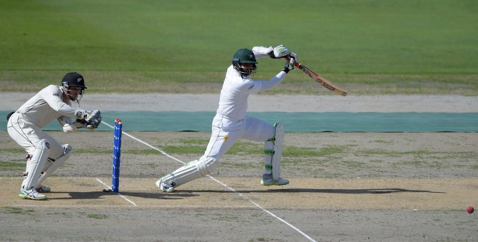 Azhar Ali dismisses critics' comments that his knee injury will stop him from being the player he once was Pakistan cricket