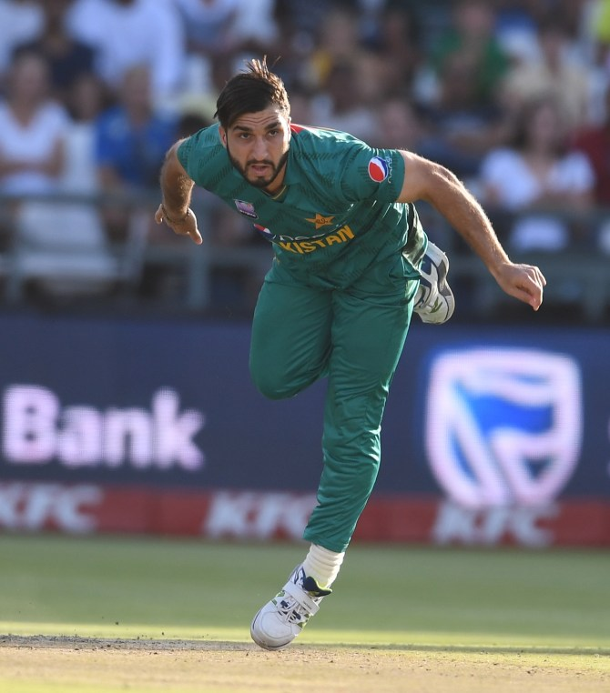 Mickey Arthur admits Usman Khan Shinwari was unlucky to not be picked in Pakistan's World Cup squad cricket