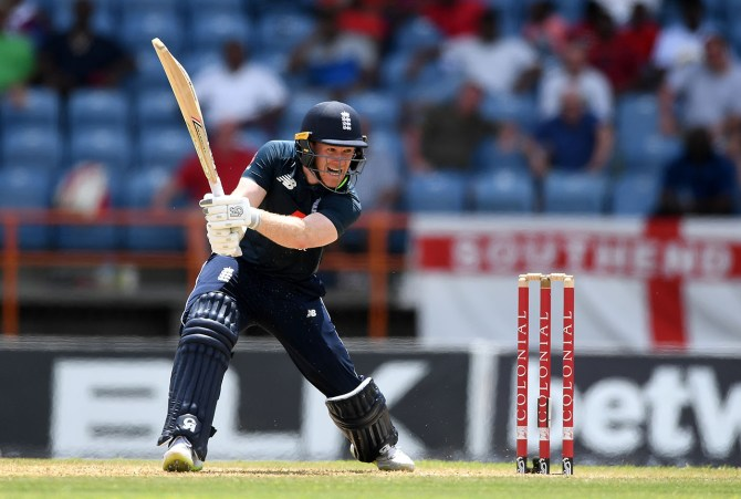 Eoin Morgan Pakistan are second or third favourites to win the World Cup England cricket