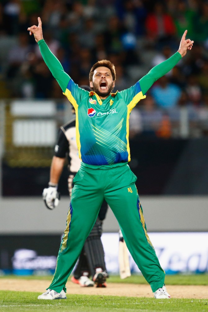 Former Pakistan captain and all-rounder Shahid Afridi revealed how his father went from criticising to supporting his dream of playing cricket