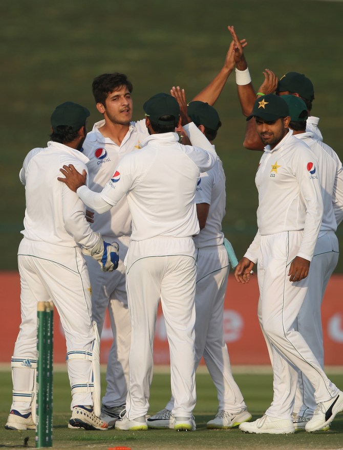 Mir Hamza not overly bothered about only playing one Test for Pakistan to date as he is looking to get better and develop his game Sussex cricket